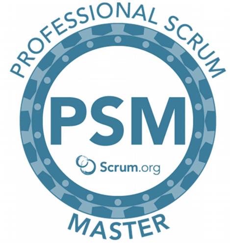 Professional Scrum Master PSM